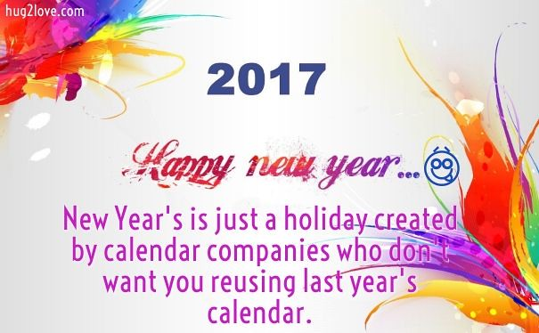 Happy New Year 2018 Quotes : New Year Funny Jokes wishes 2… | Flickr