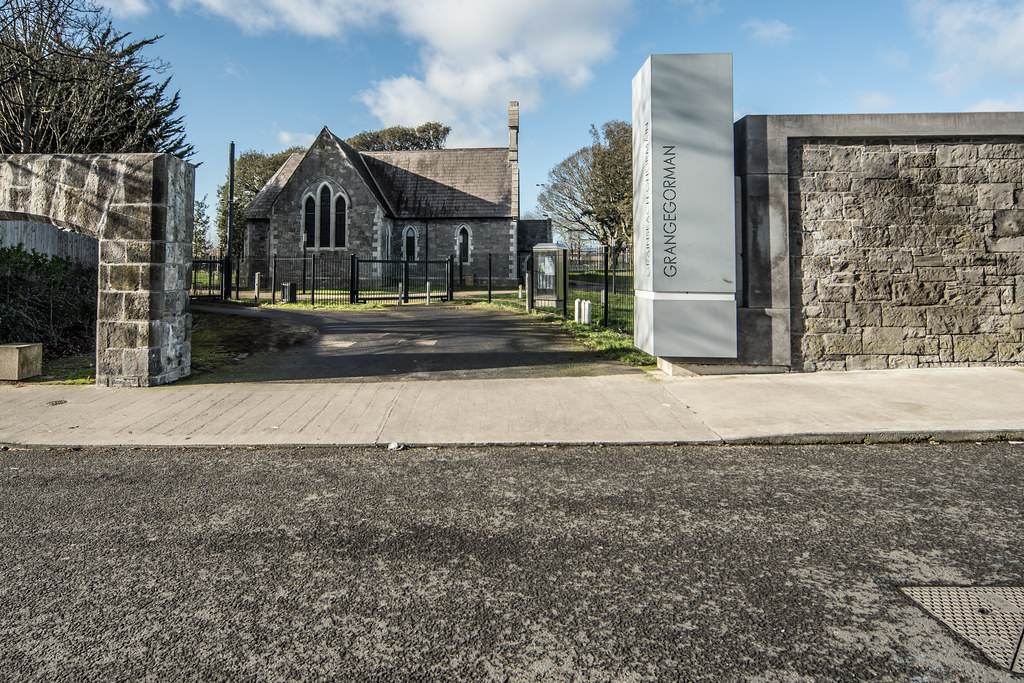 CHURCH OF IRELAND CHURCH - GRANGEGORMAN COLLEGE CAMPUS 001