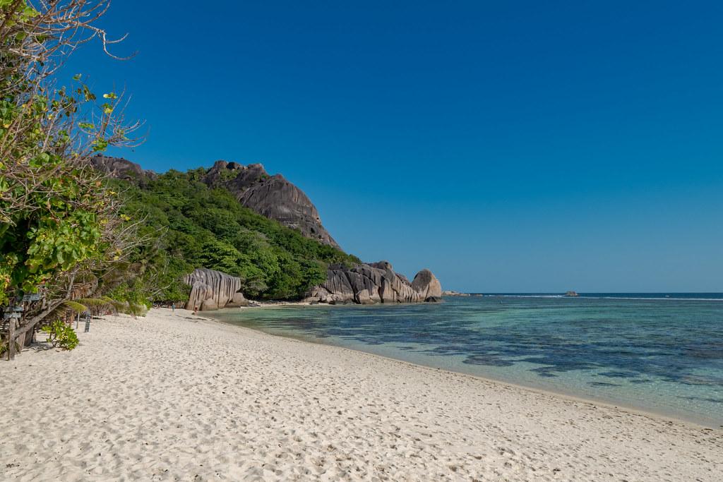 Schonster Strand Der Welt Anse Source D Argent Seychellen Flickr