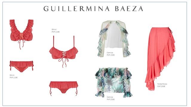 Guillermina Baewza, coleccion bano 2018