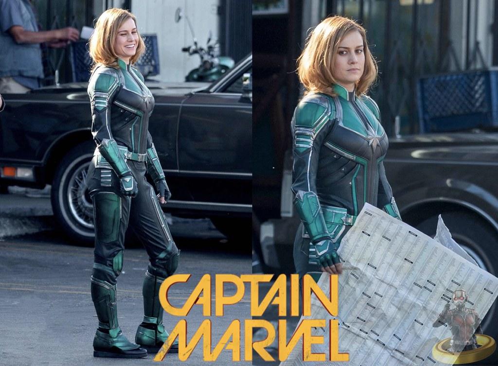 captain marvel leak