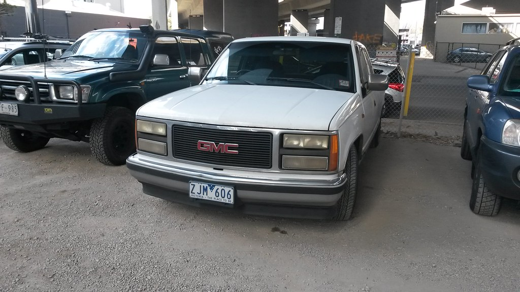 1995 Gmc Sierra Gmt400 1500 Sle Extended Cab Utility Flickr