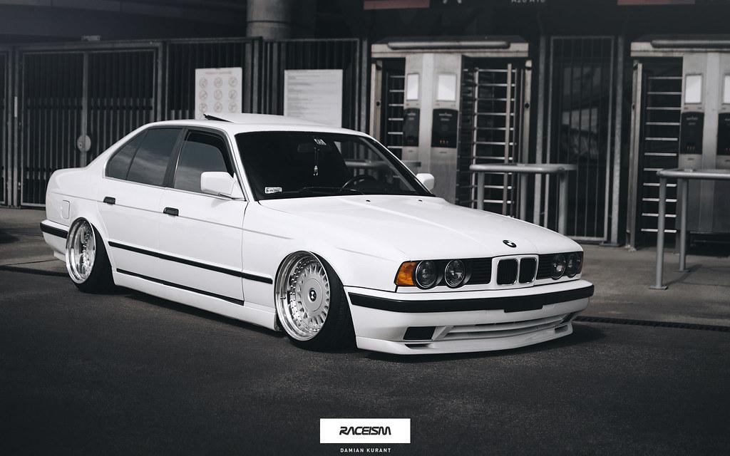 BMW E34 Damian Kurant Flickr