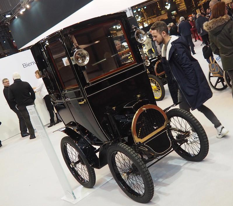 Renault type B 1899 40438059842_75ee375f33_c