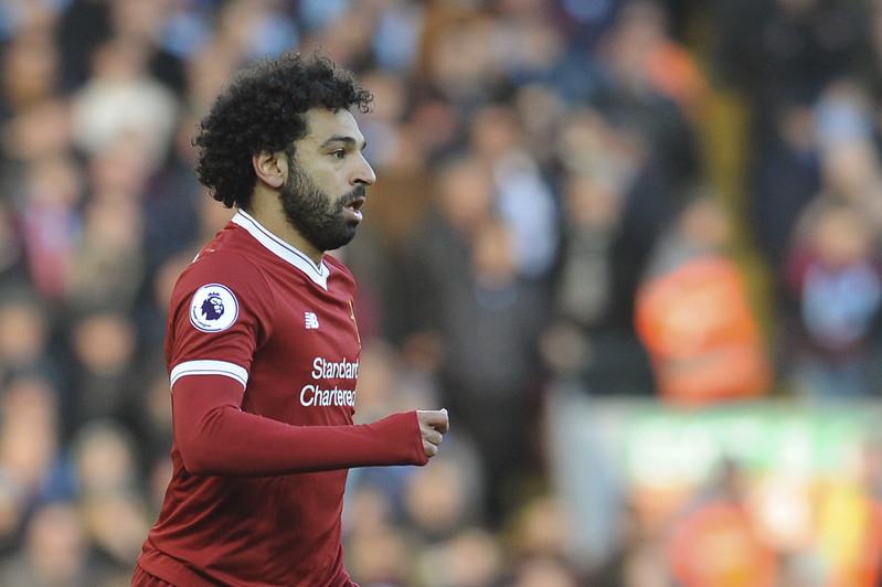 Mohamed Salah是埃及最受矚目的球員。(達志影像資料照)