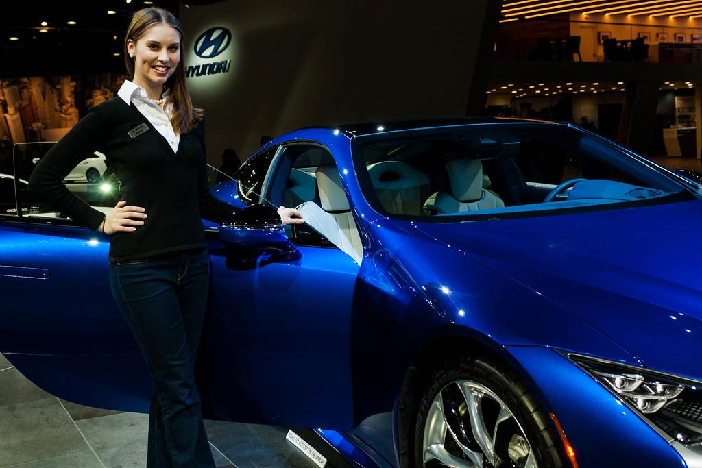 Lexus Lc500 Structural Blue Edition Katrina Jennings Flickr
