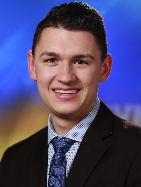 Portrait image of Brandon Etheredge