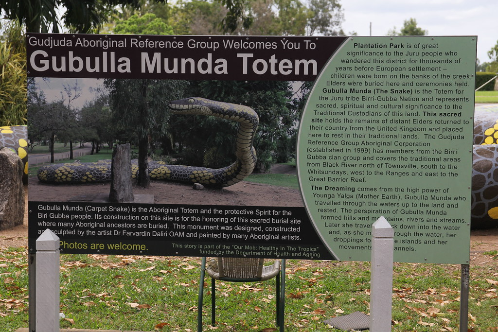 Gubulla Munda Totem 1217 04 Plantation Park Ayr | John ...
