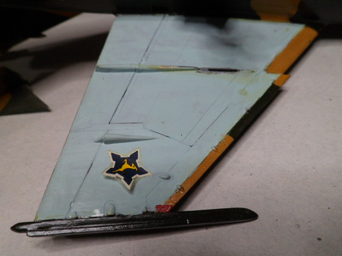 *Renaissance en-cours* Dassault Mirage F1 [ESCI 1/48] 24234254147_2f8998c540