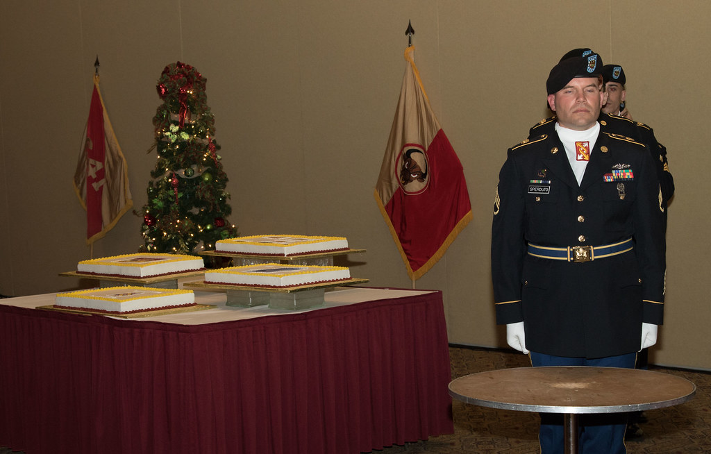 Remembrance And Gratitude 143d Esc Honors Soldiers Famil