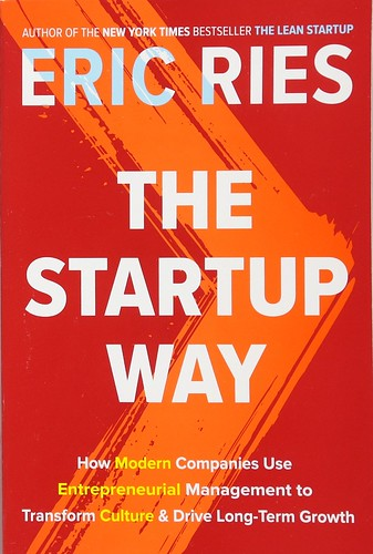 The Startup Way, par Eric Ries
