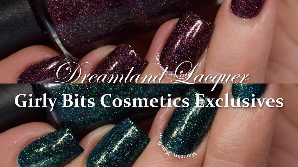 Dreamland Lacquer Elfin Gorgeous Swatch
