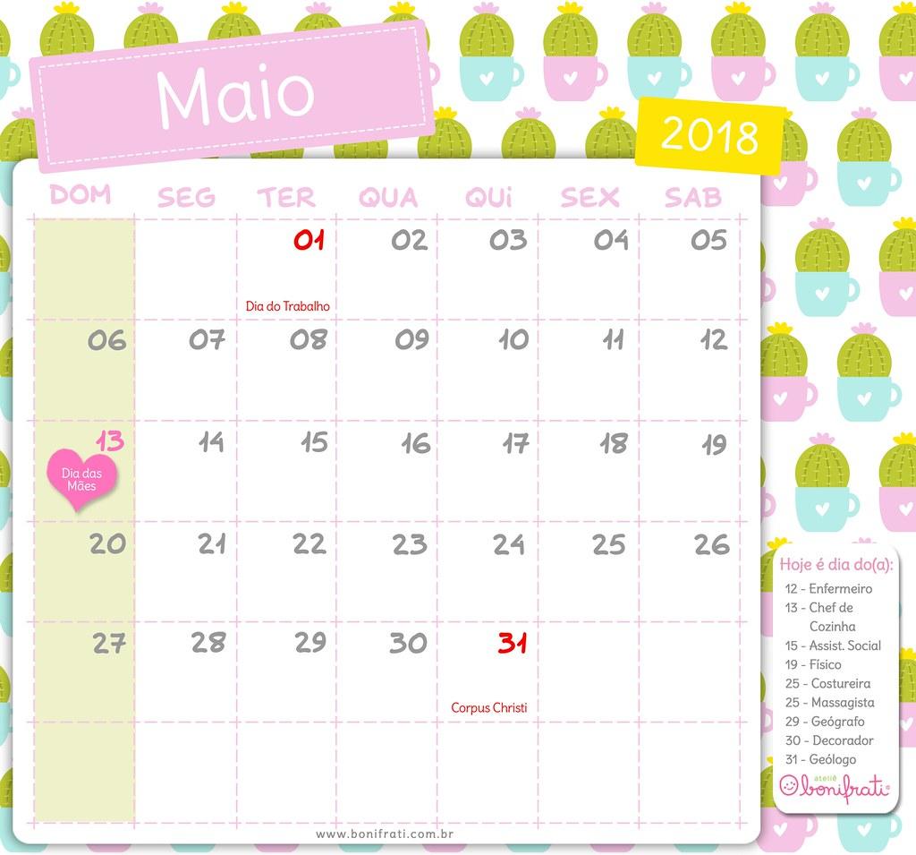 05 bonifrati calendario maio 2018 by ateli bonifrati