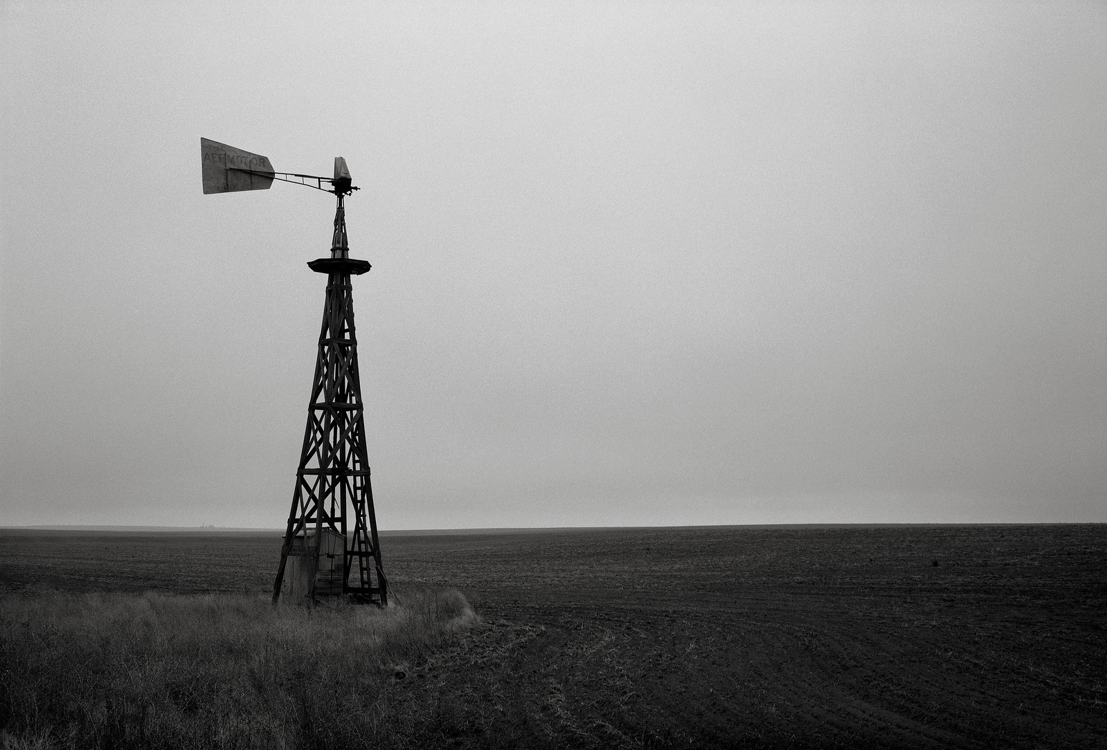 Broken Windmill, Eastern Oregon | by austin granger