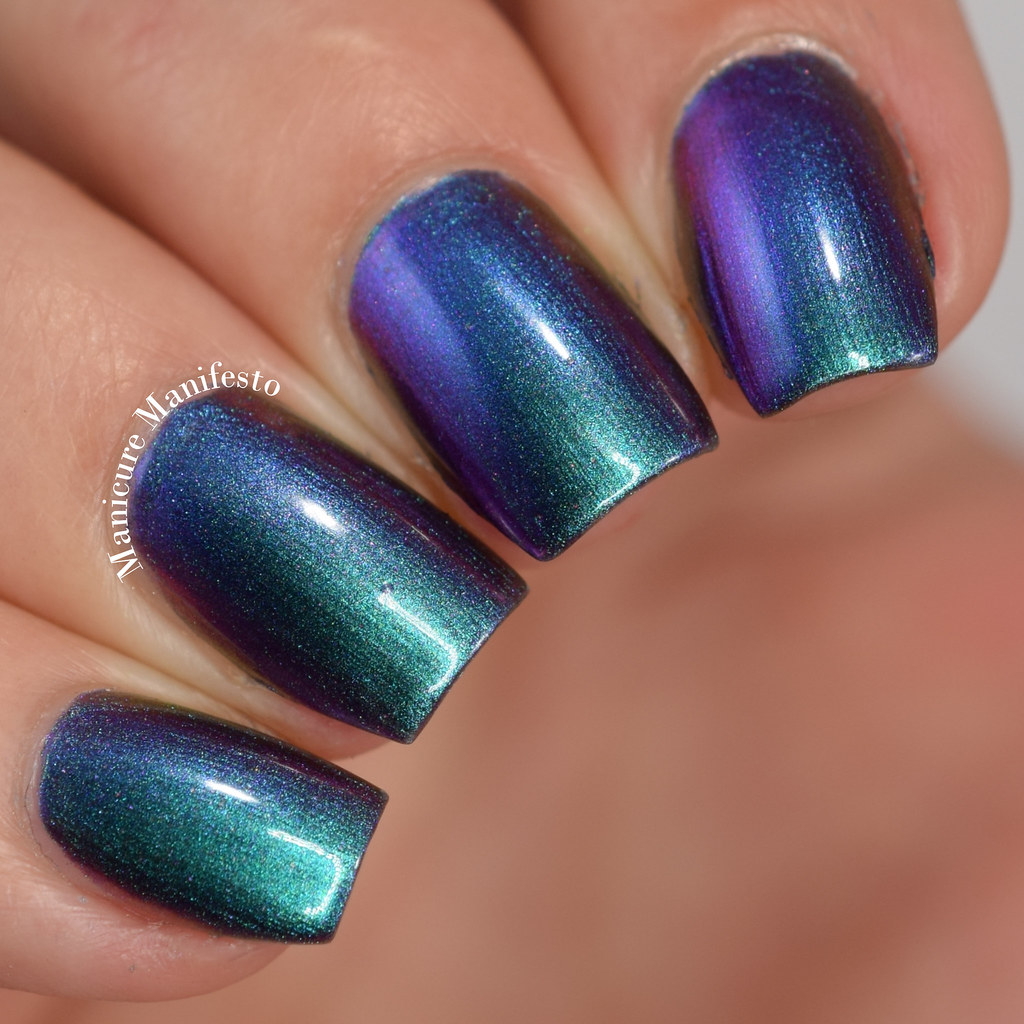 Tonic Polish Peacock Parade