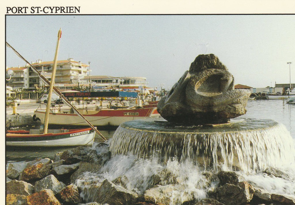 Port De Saint Cyprien Pyreenees Orientales U Christine C Flickr