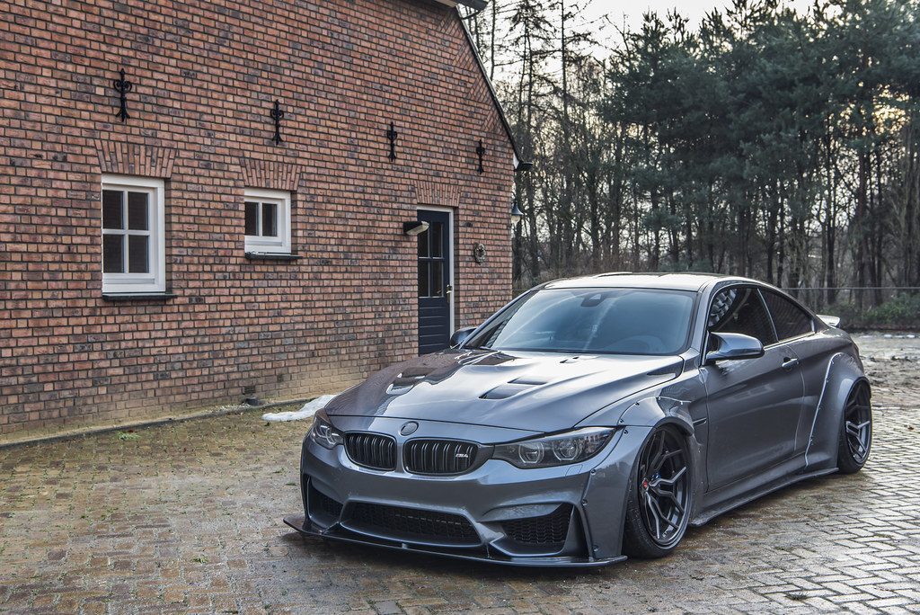 Liberty Walk BMW M4 | Become a fan on Facebook Check out ...