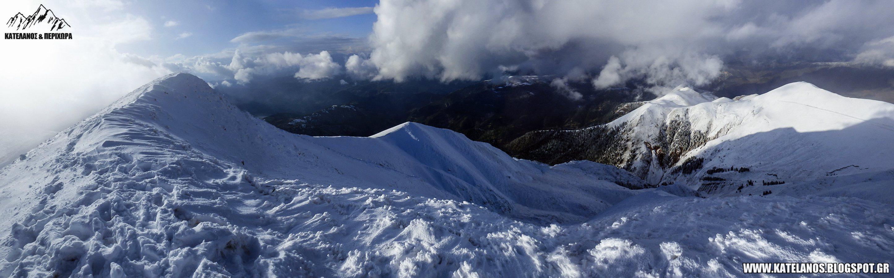 βουνο κορυφη συμπεθρικο ευρυτανια