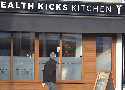 Heath Kicks Kitchen, Preston | by Tony Worrall