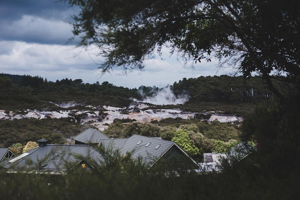 waiotapu nowa zelandia