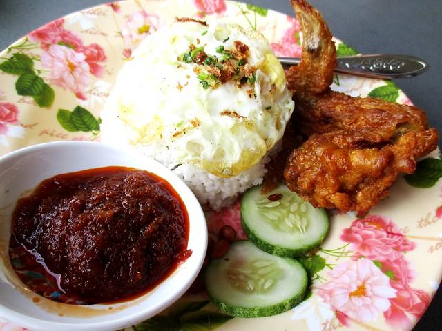 Sunny Cafe nasi lemak