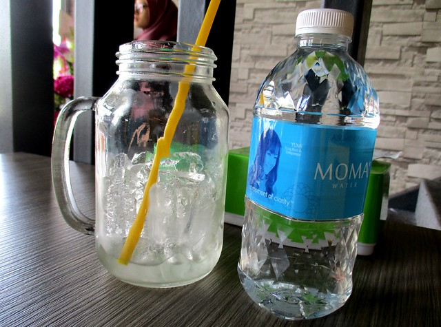 Sarindu MOMA water