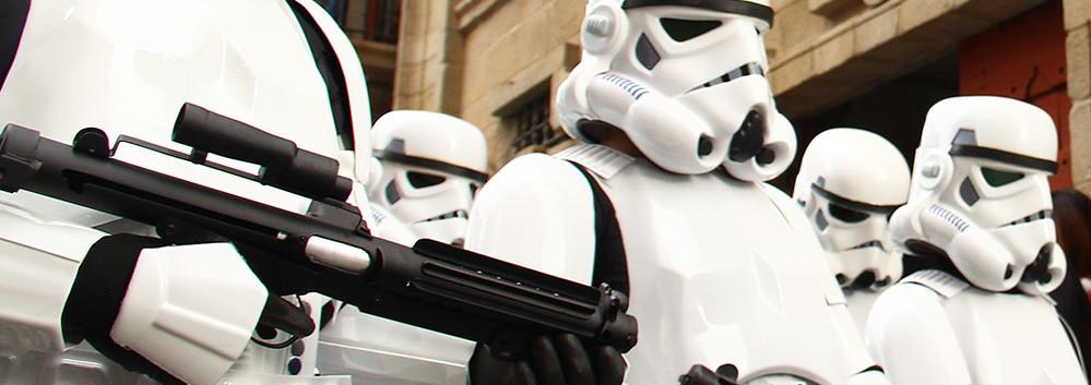 El origen real del armamento de Star Wars: desde armas del