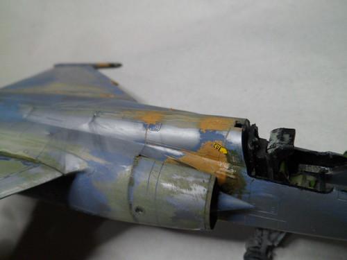*Renaissance en-cours* Dassault Mirage F1 [ESCI 1/48] 38368369385_fb2c76980f