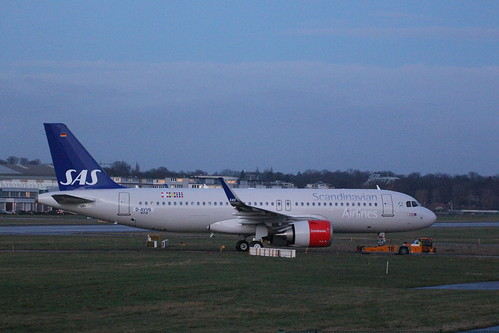 A320neo SAS Scandinavian Airlines EI-SIE | by XFW-Spotter