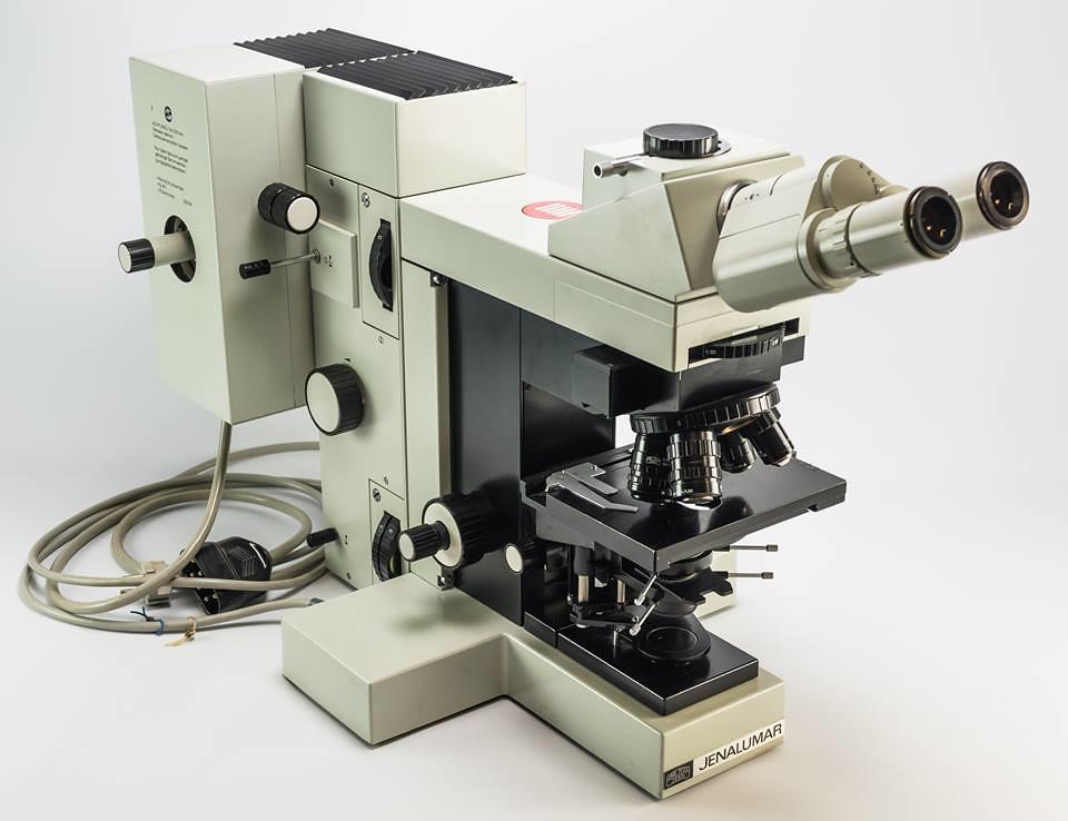 Carl zeiss jena ddr mikroskop binokular microskop laboval eur