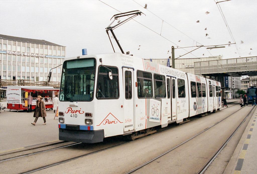 Tram 5 Kassel