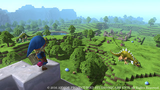 dragon quest builders | by PlayStation Europe