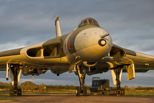 Avro Vulcan B2 - 39 | by NickJ 1972