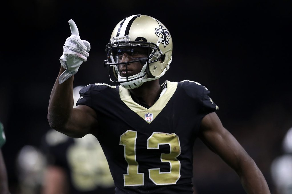 Saints WR Michael Thomas will be a problem for defenses in the NFL playoffs by Nazrul Islam