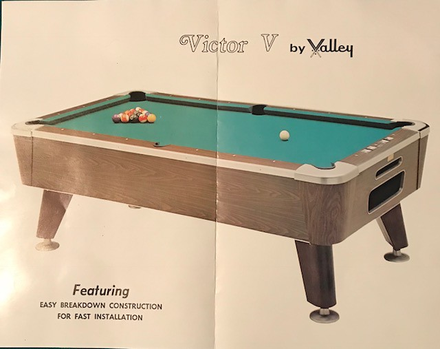 Valley Victor V Valley Home Table Even WE Were A Little Su Flickr - Pool table breakdown