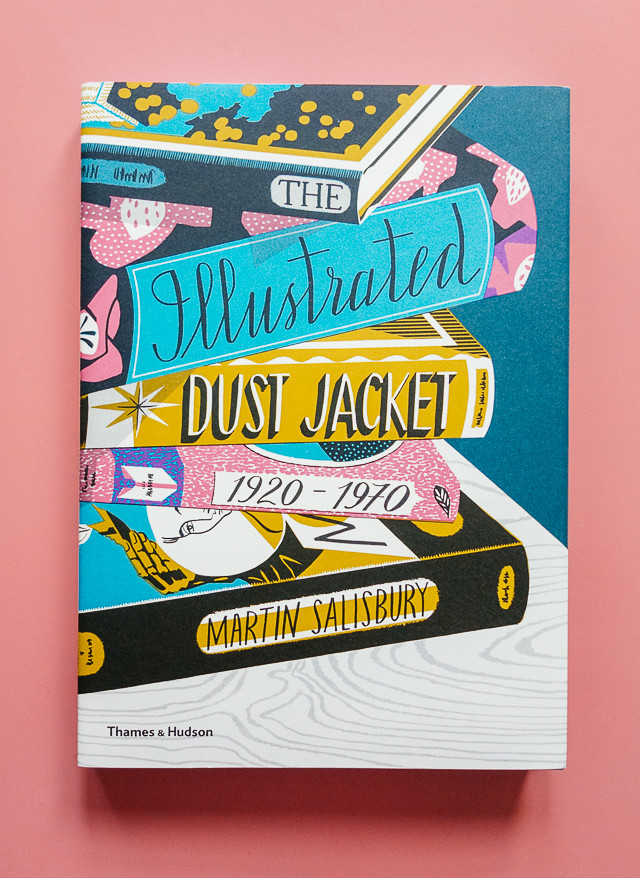 The Illustrated Dust Jacket Book