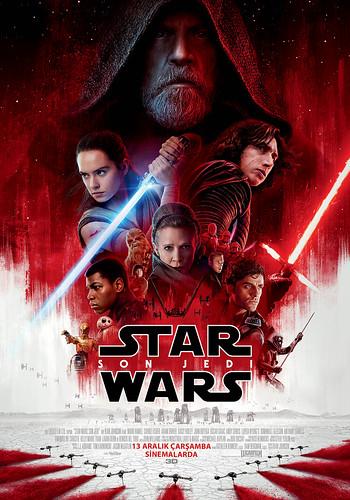 Star Wars: Son Jedi - Star Wars: The Last Jedi (2017)