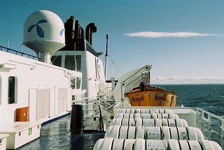 Onboard m/s Bohus | by hjnship