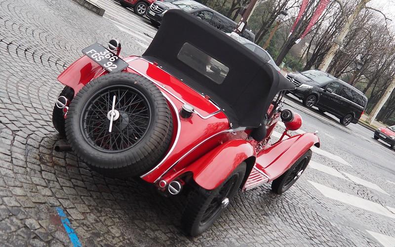 Alfa Romeo 1750 Zagato Gran Sport à compresseur  27782887229_3e45bfc680_c