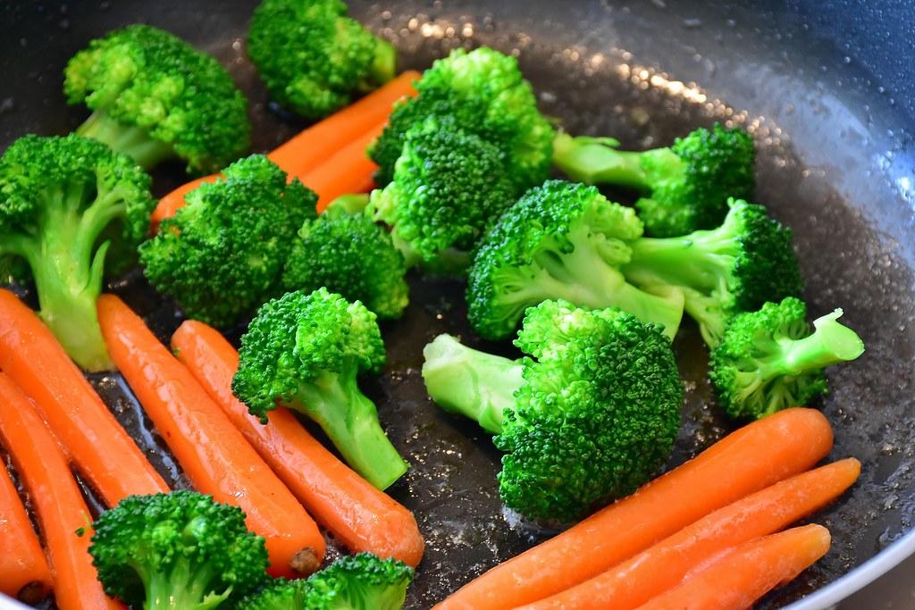 Broccoli blancheren