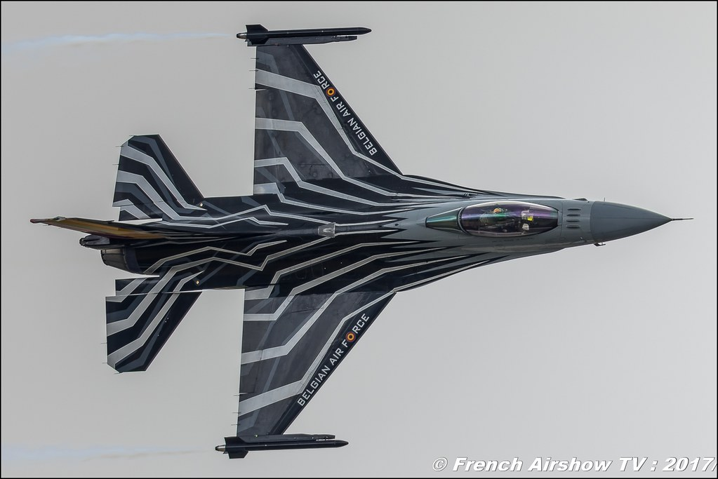 F-16 Solo Display BAF,Belgian Air Force F-16 Solo Display ,Royal International Air Tattoo 2017