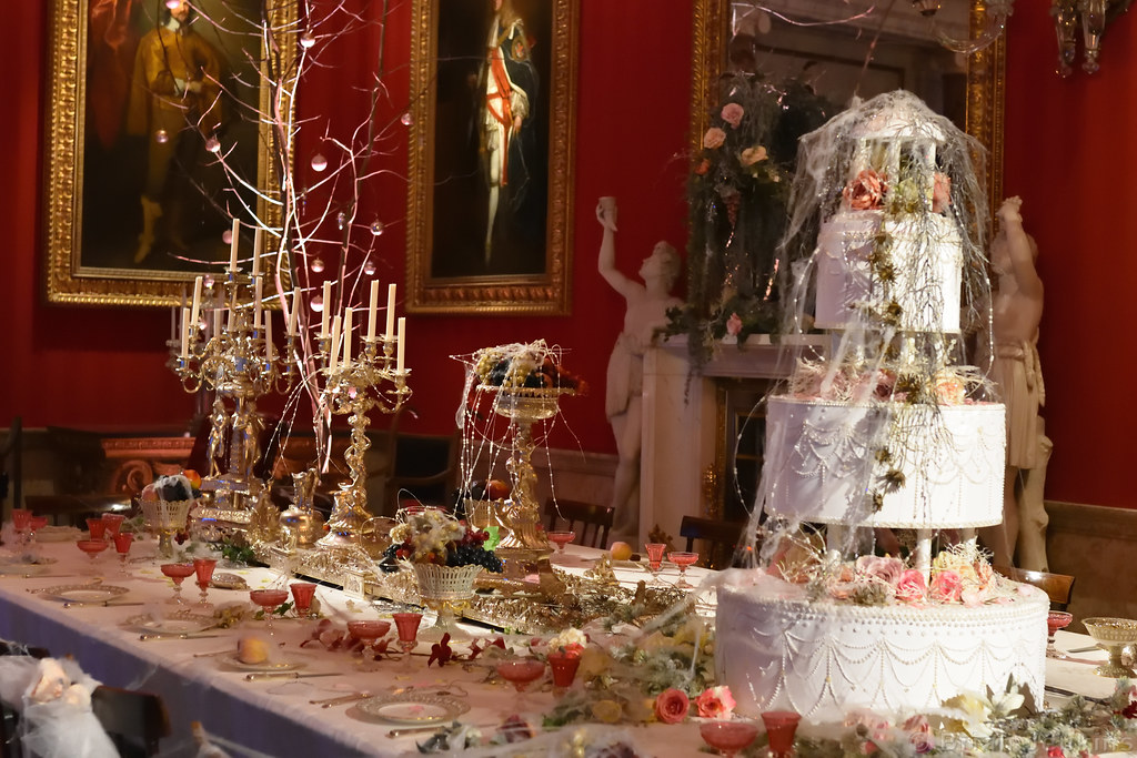 "Miss Havisham's Wedding Banquet | ""Oh Dickens! It's ..."