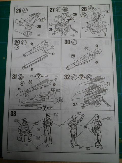 Ouvre-boîte Northrop Hawk missile [Revell Classics 1/32] 39095530851_5b9d3b57ba_z