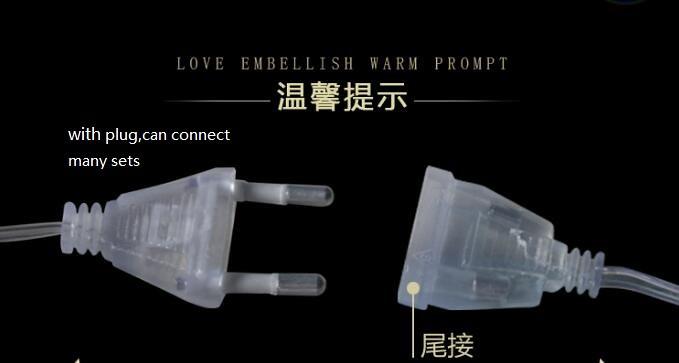 10meter 100 Led Snow Design Light S End 12 28 2018 4 15 Pm