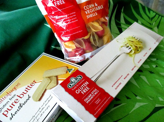 Gluten-free goodies from Kuching