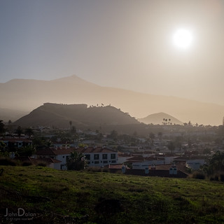 afternoon sun | tenerife | by John FotoHouse