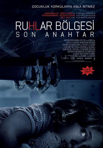 Ruhlar Bölgesi: Son Anahtar - Insidious: The Last Key