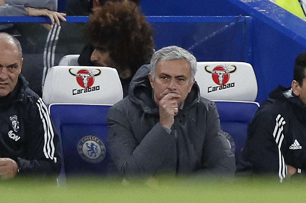 Jose Mourinho。(達志影像資料照)