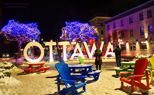 Ottawa Christmas Lights | by Oleh Khavroniuk (Khavronyuk)