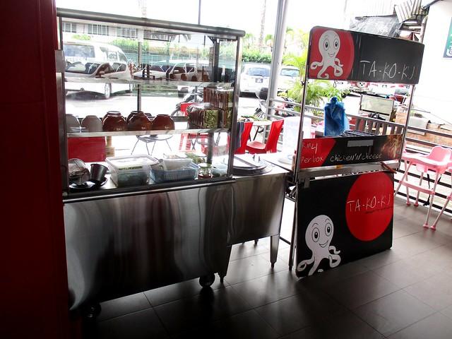 Penyet Delta food stalls